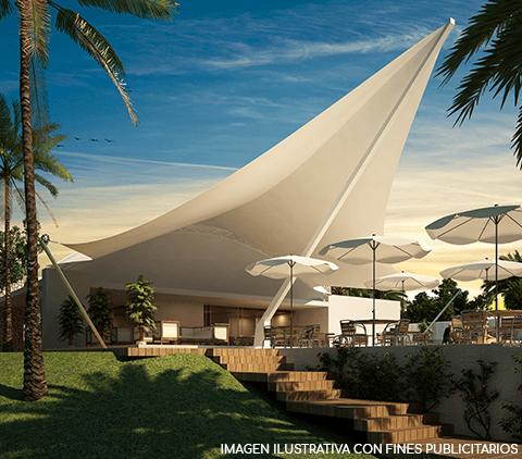 Villa Brisa web casa club Barlovento