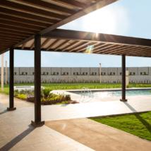 Villa Brisa web portada casa club