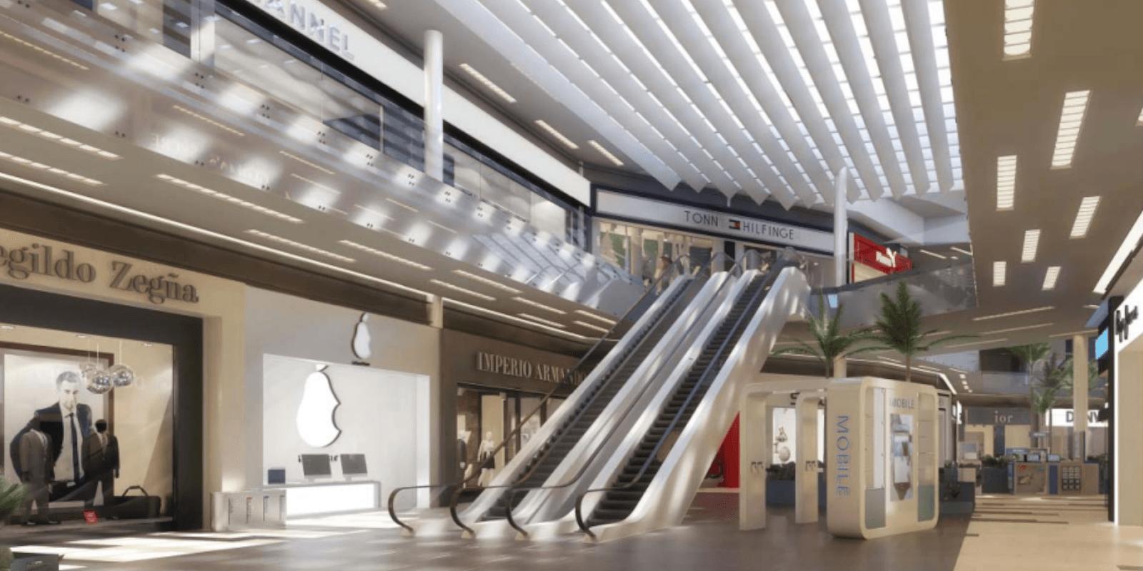 Centro comercial Villa Brisa
